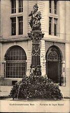 Bern Schweiz Postkarte AK ~1910 Kindlifresserbrunnen Hans Gieng Fontaine Brunnen