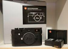 Leica Monochrome MINT+++ Camera Body plus Clean Leather Case