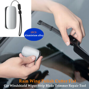 Auto Car Wiper Cutter Repair Tool Polish for Windshield Windscreen Wiper Blade