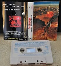 MIDNIGHT OIL    - RED SAILS IN THE SUNSET -                       Cassette Tape