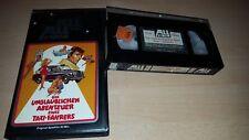 Die unglaublichen Abenteuer eines Taxifahrers - All  Erstauflage - VHS - ab 18
