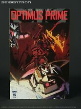 Transformers OPTIMUS PRIME #5 IDW Comics 2017 Wreck-Gar Arcee Regular Cover