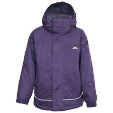 Manteaux, vestes et tenues de neige imperméables violets pour fille de 3 à 4 ans