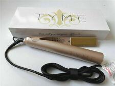 Tyme Iron Original 2-in-1 Hair Straightener and Curler Gold-played Titanium