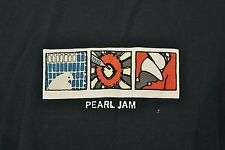 VTG Pearl Jam 90's Concert MISPRINT T-Shirt Tour 1996 No Code Grunge Vedder XL