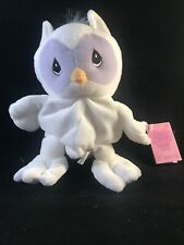 Precious Moments Tender Tails enesco White Owl New with Tags