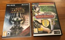 King's Bounty Crossworlds Game of the Year Ed. & King Arthur Collection PC Games