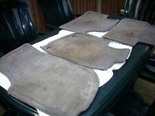 Volvo 960 V90 940 Floor mats used but still reasonably good condition.