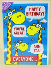 Humorous Birthday Card with Attachment ~ Funny Rude Adult Male / Female (Z4