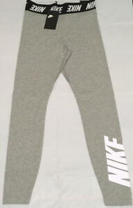 Women's Nike Grey Small Training Leggings New With Tags