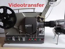 Trasferimento video/telecinematografico CON BOLEX sm8 SUPER 8 inaugura proiettore (modificata)