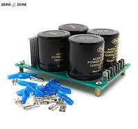 Assembeld Power supply board 4pcs  NOVER 10000uf/50V Capacitors for amplifier