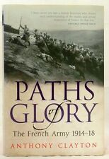 #BE, ANTHONY CLAYTON Paths of Glory - Hardcover