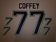 Hartford Whalers Jersey Lettering Kit Any Name/Number