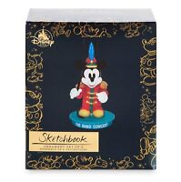 MICKEY MOUSE Memories Through The Years THE BAND CONCERT Sketchbook Ornament Set