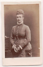 Vintage Unmounted CDV Queen Alexandra of Great Britain