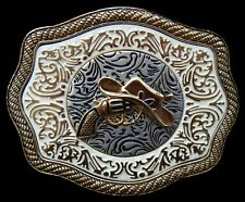 Western Belt Buckle Rodeo Cowgirl Cowboys Belts Buckle Boucle de Ceinture