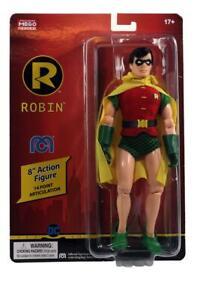 """Mego DC Wave 13 - Robin 8"""" Action Figure"""