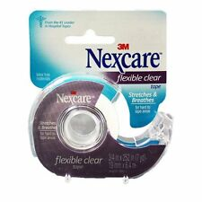 Nexcare Flexible Clear Tape 3/4 Inch X 7 Yards, 1ea