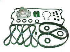 Acura Integra 1996 to 2001 Complete Timing Belt Kit Water Pump Drive Belt OE Fit