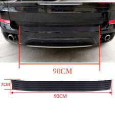 """For BMW X5 2008-2013 E70 Black Car Rubber Rear Bumper Protector Guard Sticke 35"""""""
