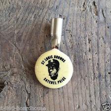Baseball ST. LOUIS BROWNS SATCHEL PAIGE Celluloid Pencil Topper Clip 1950s NOS