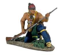 BRITAINS SOLDIERS 16005 - Eastern Woodland Indian Kneeling Loading