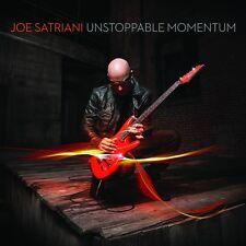 Unstoppable Momentum - Joe Satriani CD Sealed New ! 2013 !
