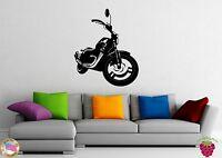 Wall Stickers Vinyl Decal Motorcycle Bike Speed Racing z1109