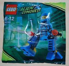 LEGO PACKET SET 30140 ALIEN CONQUEST ADU WALKER RARE LIMITED EDITION