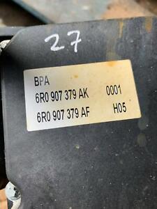 VW Polo 6R 09-14 1.2 Petrol ABS Pump 6R0614517AF 6R0907379AK #27