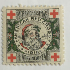 1912 Christmas Seal Unhinged Mint W x 10