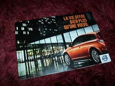 Catalogue  / Brochure VOLVO Gamme / Full line 2010 //