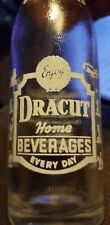 Dracut Home Beverages Dracut Mass. White ACL 7 oz.