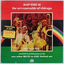 ART ENSEMBLE OF CHICAGO: Bap-Tizum FREE JAZZ Spiritual PROMO Vinyl LP NM-