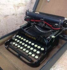 Antique Corona 3 Typewriter Vintage Prop Early 20th Century