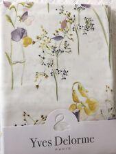 Yves Delorme SENTEUR POLLEN FLORAL Duvet Cover Set DOUBLE