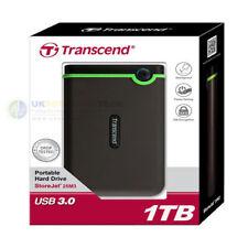 "Disques durs externes Transcend 2,5"" USB 3.0"