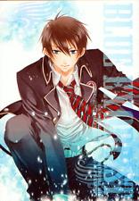 Blue Exorcist Ao no Doujinshi Comic Manga 25 degrees Celsius Yukio x Rin Seirios
