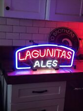 NEON BEER SIGN LAGUNITAS ALES