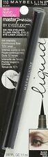 Maybelline Master Precise Ink Pen Liquid Eyeliner 110 Black
