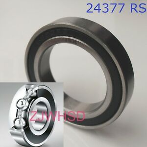 24377 2RS Rubber Sealed Bearing 24x37x7mm for Shimano FSA Enduro Bottom Brackets