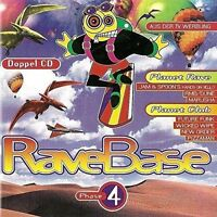 Rave Base 4 (1995) Rmb, DJ Hooligan, Technohead, Marusha, Jam & Spoon, .. [2 CD]