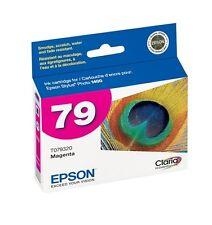Epson 79 T079320 Claria Magenta Ink Cartridge for Stylus Photo 1400