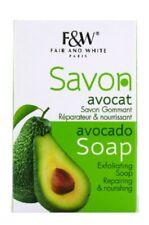 Fair and White Avocado Exfoliating Soap, Repairing & Nourishing 7oz.