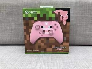 Microsoft Xbox One Wireless Controller - Minecraft Pig (WL3-00052)