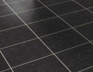 Black Slate Indian Stone Paving Slabs Calibrated 20MM Patio Flagstone 15.12m2