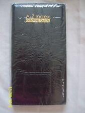EXECUTIVE SLIMLINE A - Z ADDRESS BOOK BLACK...