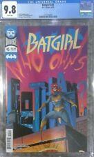 Batgirl #45 - CGC 9.8