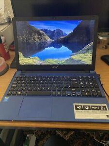 Acer Aspire E15 E5-571 series Laptop with 1TB HDD 4gb RAM i3 CPU